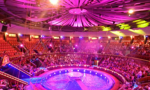Nyári szünet a Cirkuszban a 2. és 3. turnusban