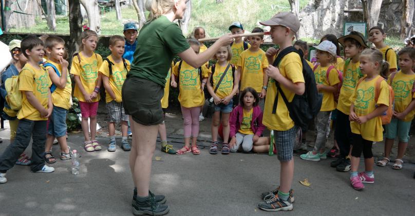 Zoo Tábor továbbra is a JátékMester szervezésében