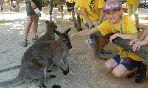 Amit csak a Zoo Táborban lehet...